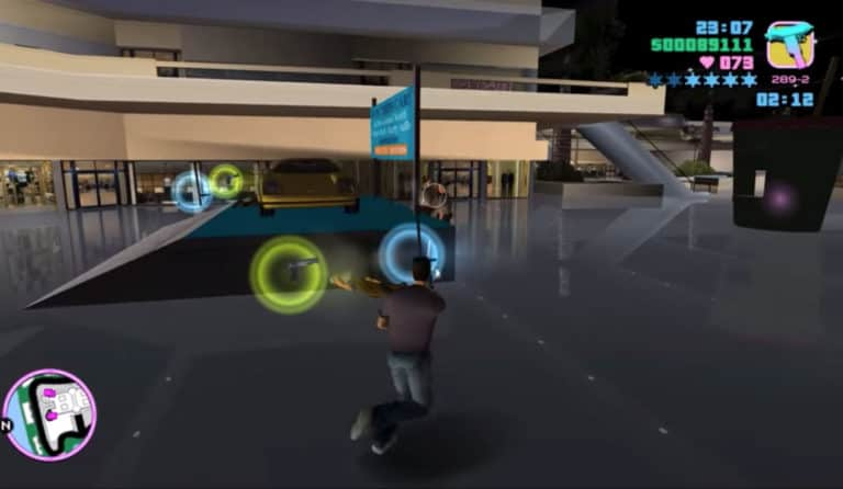 Vice City Cheats for PlayStation