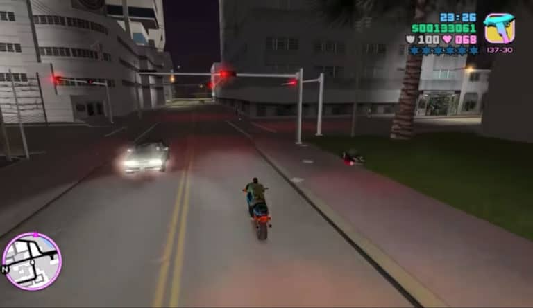 GTA Vice City Cheats for Xbox / Xbox 360: Tank, Weapons