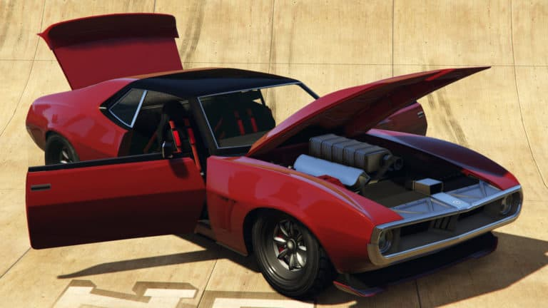 Schyster Deviant Added To GTA Online