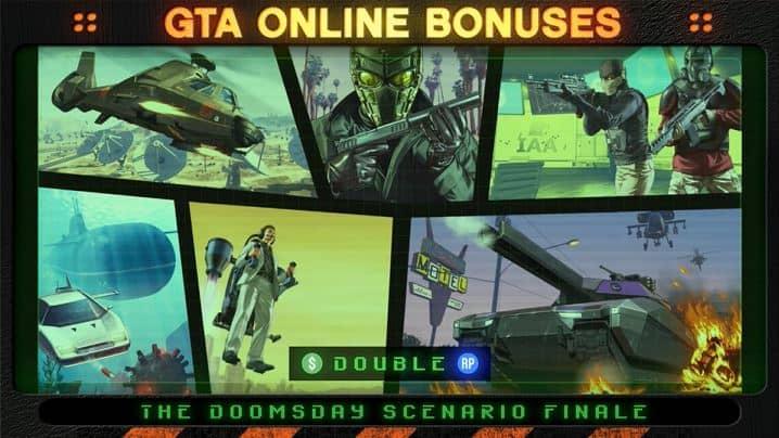 Gta 5 the doomsday heist reward   GTA Online: Doomsday Heist