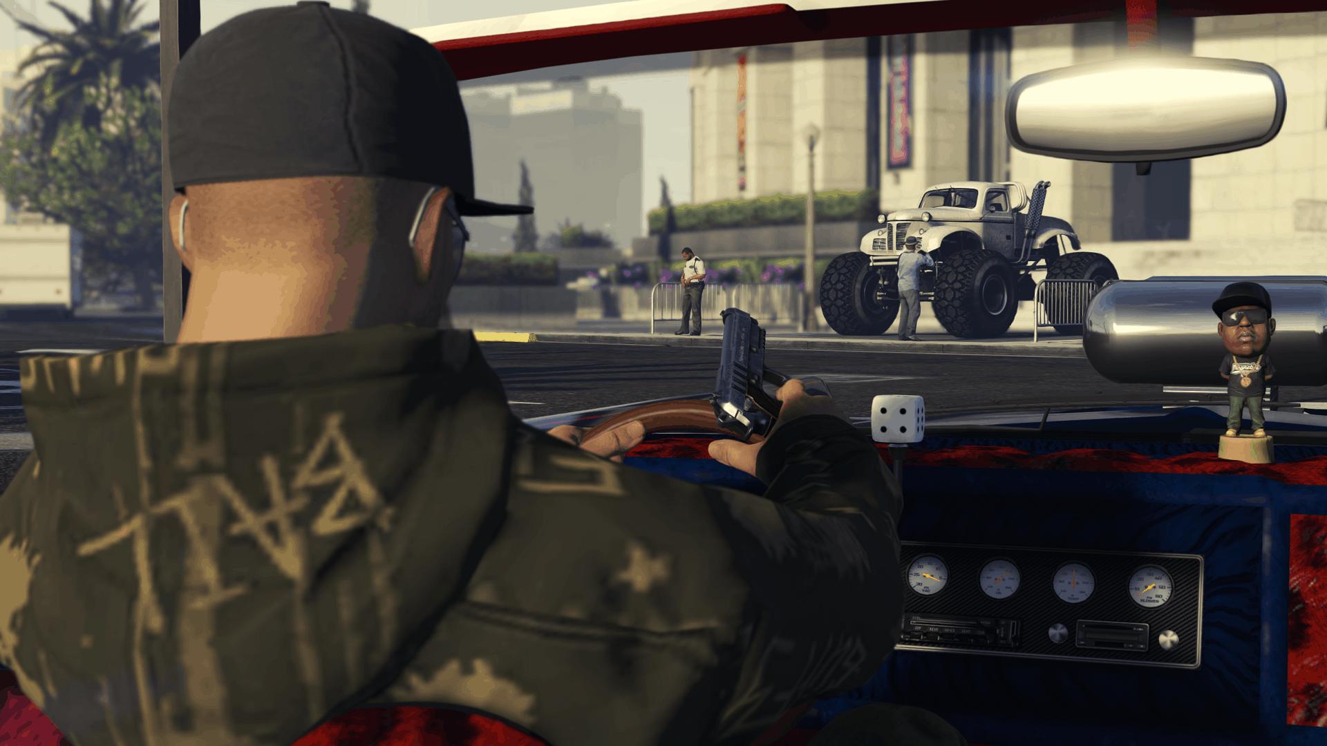 New Repo Work Missions Hit GTA Online - GTA BOOM