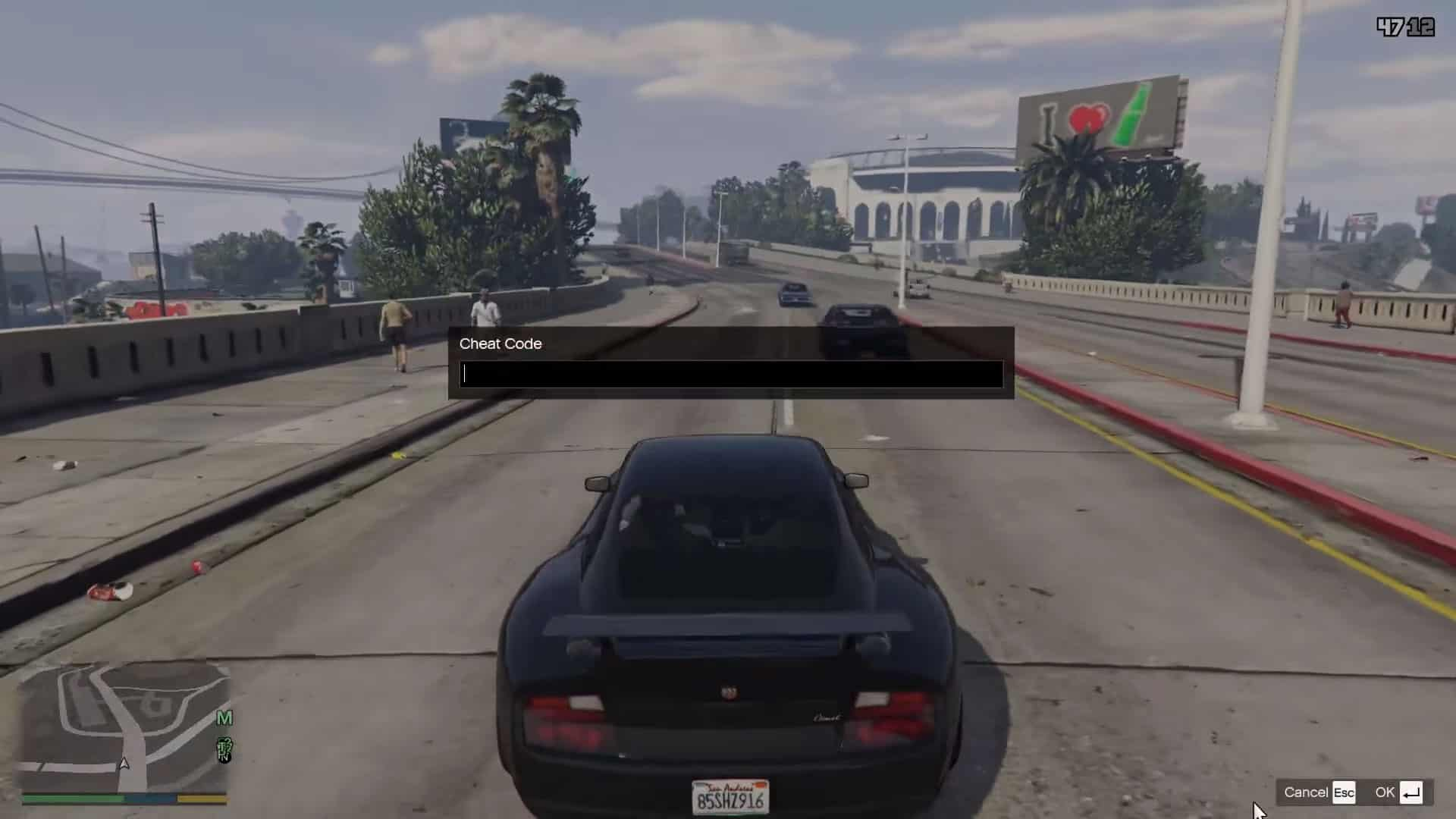 GTA 5 Cheats On PC: Including Abilities, Invincibility, Cars