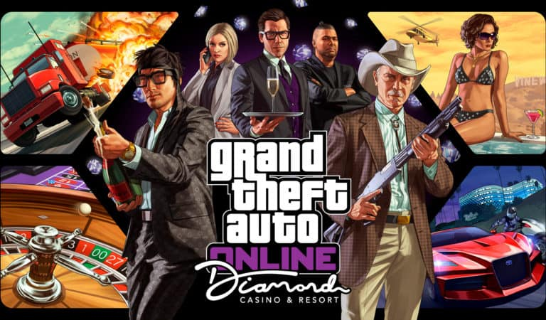 GTA Online Diamond Casino DLC Guide