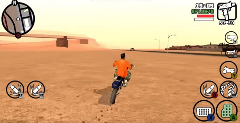 GTA San Andreas Mobile Cheats - GTA BOOM