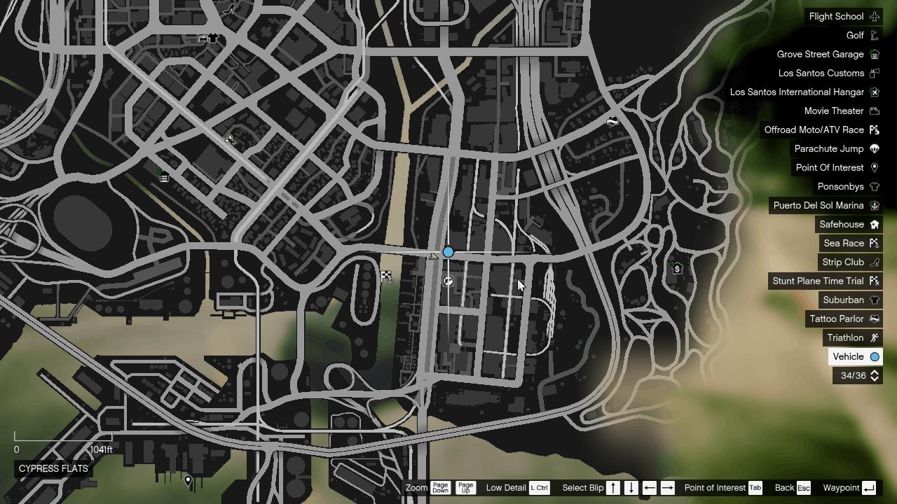 Gta V Strip Bar Location