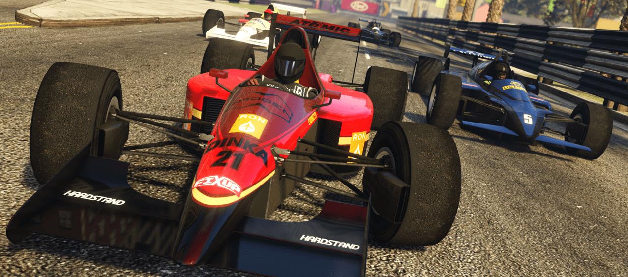 Gta Halloween Race 2020 A History of GTA Online DLCs & GTA 5 Updates   GTA BOOM